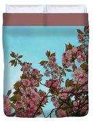 Irish Spring Duvet Cover