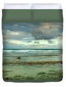 Isla De Mujeras North Shore Duvet Cover