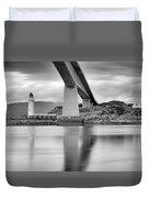 Isle Of Skye Bridge Duvet Cover