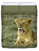 It's Been A Long Day Duvet Cover