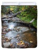 Jacob's Creek Rapids Duvet Cover