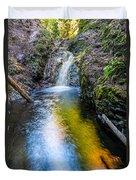Jacob's Falls Duvet Cover