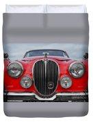 Jaguar Mark 2 Duvet Cover