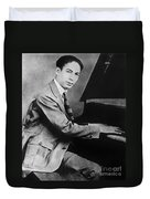 Jelly Roll Morton. For Licensing Requests Visit Granger.com Duvet Cover