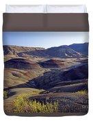 John Day Fossil Beds  Duvet Cover