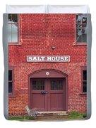 Jonesborough Tennessee - Salt House Duvet Cover