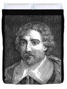 Joseph De Tournefort, French Botanist Duvet Cover