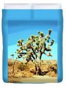 Joshua Trees Duvet Cover