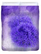 Just A Lilac Dream -4- Duvet Cover