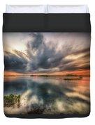 Kayaker's Dream Duvet Cover