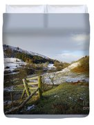 Keld Views Duvet Cover