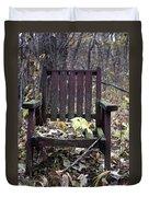 Keven's Chair Duvet Cover