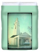 Kimberly Pointe Lighthouse Duvet Cover