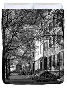 La Fayette Park - Washington D C Duvet Cover