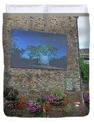 La Gacilly, Morbihan, Brittany, France, Photo Festival Duvet Cover