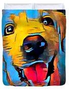 Labrador Retriever 2 Duvet Cover