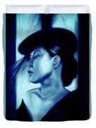 Lady Duvet Cover