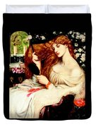 Lady Lilith Duvet Cover
