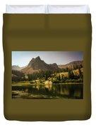 Lake Blanche Duvet Cover