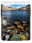 Lake Ogwen Duvet Cover