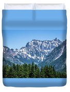 Landscape Nature Scenes Around Columbia River Washington State A Duvet Cover
