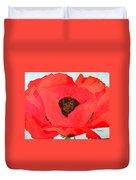Large Poppy Duvet Cover
