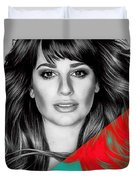 Lea Michele Collection Duvet Cover