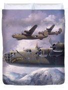 Legends Of The 93rd  Duvet Cover