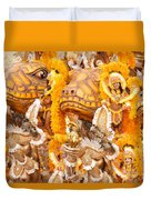 Lets Samba Duvet Cover
