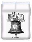 Liberty Bell Duvet Cover