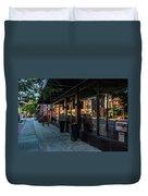 Light Street Duvet Cover