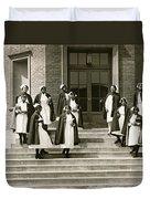 Lincoln School For Nurses Duvet Cover
