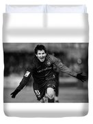 Lionel Messi 1 Duvet Cover