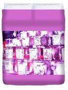 London Christmas Markets 9 Duvet Cover