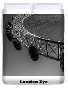 London Eye. Duvet Cover