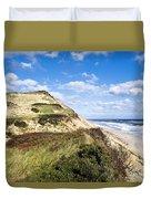 Long Nook Beach Duvet Cover