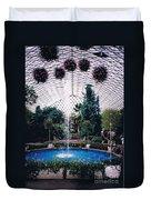 Longview Gardens Duvet Cover
