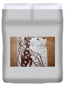 Lord Bless Me 8 - Tile Duvet Cover