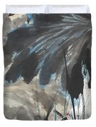Lotus In The Pond Duvet Cover