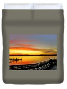 Lowcountry Autumn Duvet Cover