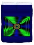 Luminous Energy 5 Duvet Cover by Will Borden