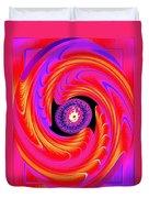 Luminous Energy 8 Duvet Cover
