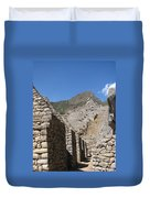 Macchu Picchu 9 Duvet Cover