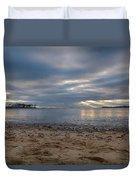 Mackerel Cove Duvet Cover