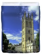 Magdalen Tower Duvet Cover