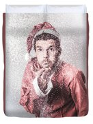 Magic Of Christmas Duvet Cover