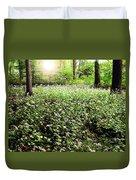 Magical Garden Duvet Cover