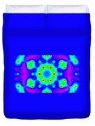Magnetic Monopole Duvet Cover