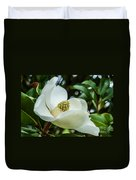 Magnolia Bloom IIi Duvet Cover