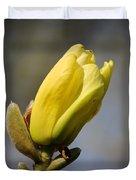 Magnolia Blossom Duvet Cover